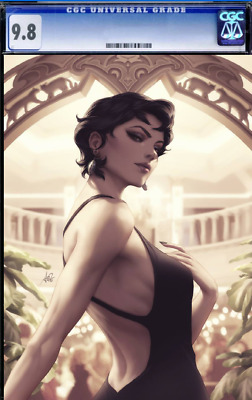 Catwoman Vol 5 #3 Cover B Variant Stanley Artgerm Lau Cover CGC 9.8