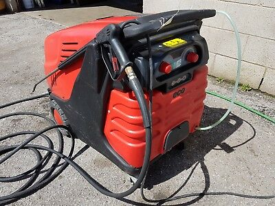 Hot Pressure Washer, Eco  Idromatic,kon100/12,steam Cleaner, Industrial Cleaner