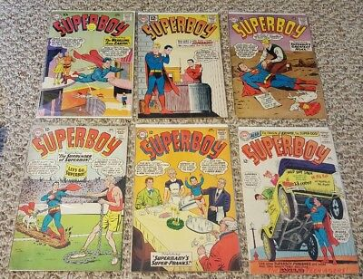 30 issue SUPERBOY lot! Legion, Neal Adams, 80 Page Giant, Twin Cities Superman