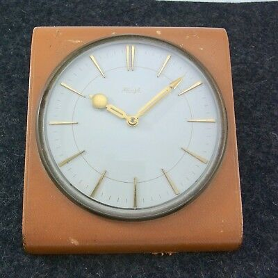 Beautiful Antique Table Clock Kienzle Approx. 30er Years