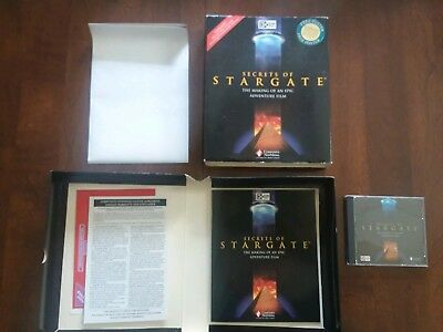 stargate. the secrets of stargate.