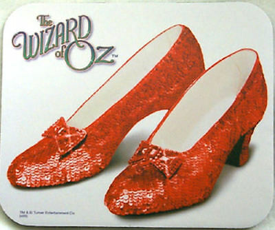 Wizard of Oz Ruby Slippers Computer Mouse Pad - Pc Mouse Pad Free Shipping