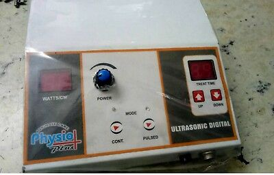 New Ultrasound Therapy Machine 1 Mhz Pain Relief Therapy Professional Uses