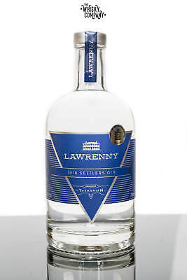 Lawrenny Estate 1818 Settlers Tasmanian Gin (700ml)