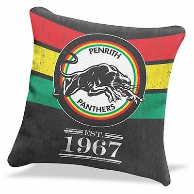 Penrith Panthers NRL Heritage 1st 16 Team Cushion