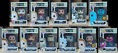 Funko POP! Animation - Rick and Morty (Variation Listing)