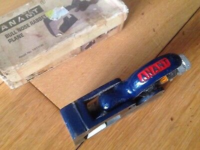 Pre-owned Nice Anant A77 Bull Nose Plane Boxed
