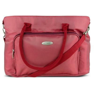 Professional Ladies Laptop Tote for 15.4 Laptops, Red