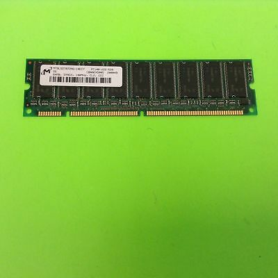 64MB RAM Server Micron PC100-222-620 MT9LSDT872AG-10EC7 SDRAM Synch  ECC