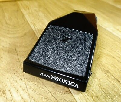 Zenza Bronica PRISM VIEW FINDER E viewfinder for ETR ETRS ETRSi