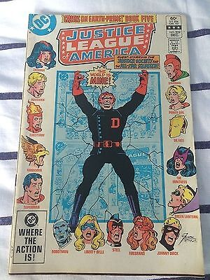 Justice League Of America #209 DC Comics BRONZE