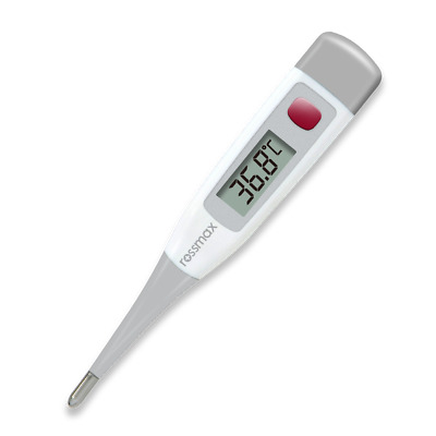 Digital LCD Thermometer Medical Baby Adult Body Safe Ear Temperature Oral