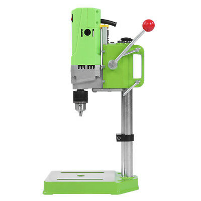 220V Mini Multifunctional Milling Bench Drill Working Vise Table Machine Worktab