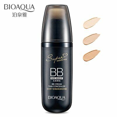 Women Face Powder Cream Roller BB Cream Concealer Moisturing Makeup Foundation P