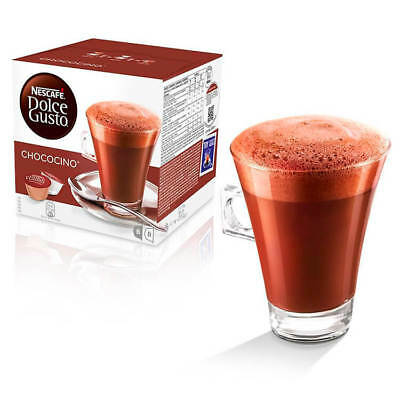 Nescafe Chococino for Nescafe Dolce Gusto Machine 24 Drinks 12019670 Packed 48