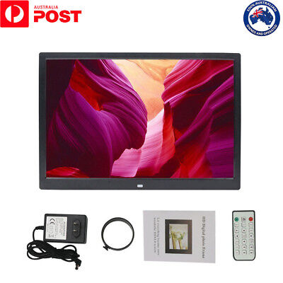 17 Inches Screen HD LED Digital Photo Frame 1440*900 Electronic Picture Album AA