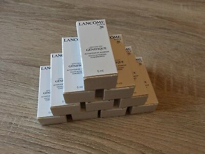 50ml Lancome Genifique Advanced Youth Activating Concentrate 5ml Boxed Items.