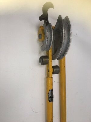 IRWIN Hilmor - GLM Minor Pipe Tube Bender 15-22mm - HIL Metal Hand Guide Former