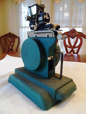 MONARCH 12 PIN ON PRICE TAG TICKET MARKING MACHINE Antique Vintage Industrial