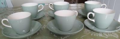 Wedgwood Lichfield Set Of 4 Tea Cups And Saucers 22 99