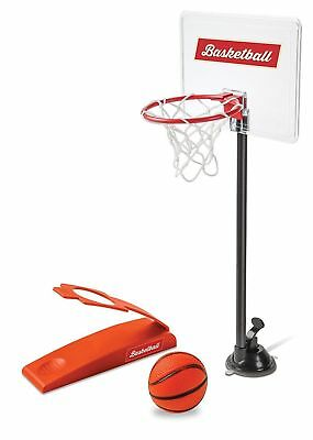 Mini Desktop Basketball Game Classic Miniature Basket Ball Shootout Table Top Or