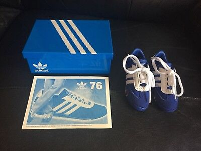 the latest 6e11d 8b718 ADIDAS MINI MUSEUM Collection Trainers Limited Edition Starsky And Hutch  NEW - £69.99   PicClick UK