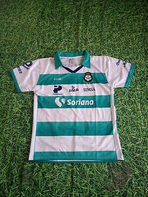 8a247c072 NEW CLUB SANTOS Laguna Jerseys Liga mx black green -  17.99