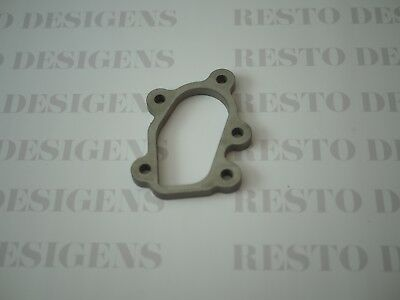 T28 Gt28Rs 5 Bolt Downpipe Flange 10Mm Stainless Steel