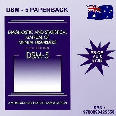 Diagnostic and Statistical Manual of Mental Disorders (DSM-5) by American Psychi