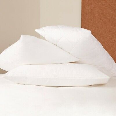 Mitre Comfort Quiltop Pillow Protector (Next working day UK Delivery)