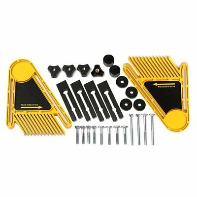 Multi-purpose Tools Set Double Featherboards Table Saws Router Tables Fence L2B3