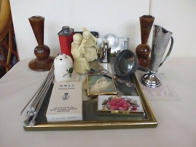 Lot of Collectables Curios and Bits and Bobs Bag Pomander Verona Cole Picture