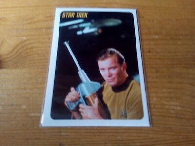 Star Trek Tos The Captain's Collection 2018 Promo Card P 1