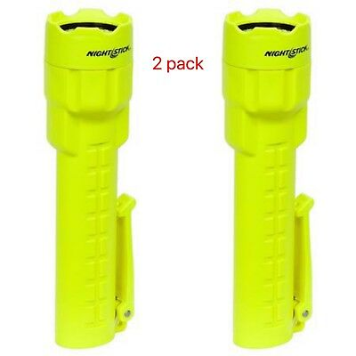 Nightstick Xpp-5422G Waterproof Safety Flashlight Intrinsically Safe 120 Lumens