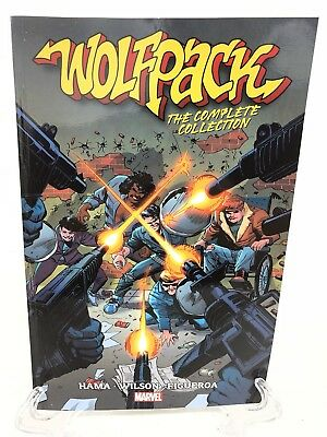 Wolfpack Complete Collection Collects #1-12 Marvel TPB Trade Paperback Brand New