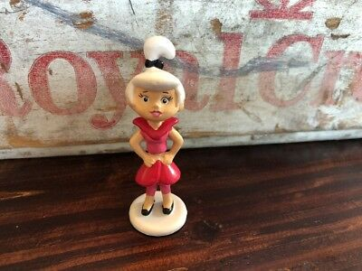 Vintage Jetsons Judy Jetson PVC Figure by Applause 2½in Hanna Barbera 1990