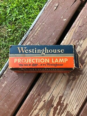 Projection Lamp Bulb 500W 120V