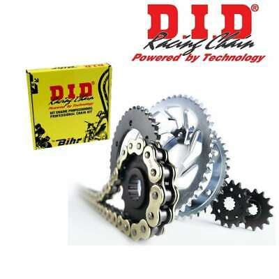 Kit Chaine Moto Did Or Renforce 525 Zvm-X 110 X-Ring 15X39 Ducati Monster 1100