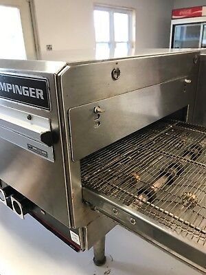 Lincoln Impinger 1302-11QT Conveyor Pizza Oven Great Used Condition