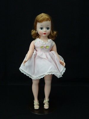 Vintage Madame Alexander Cissette Doll, Blonde Hair, Tagged, All Original, EC