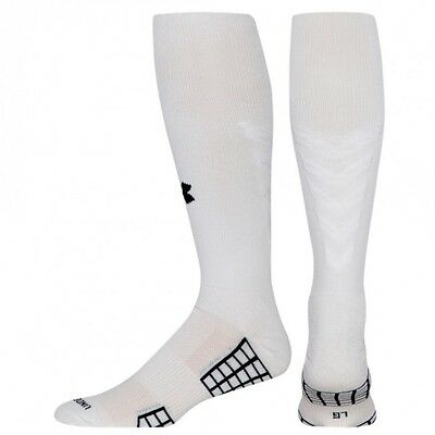 41e82f90cae2 Under Armour UA Striker Over the Calf Soccer Socks Girls Boys Large Size 1-4