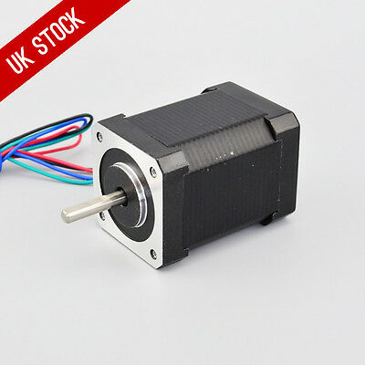 High Torque Nema 17 Stepper Motor 65Ncm/92oz.in 2.1A CNC DIY/3D Printer Extruder