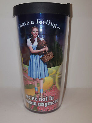 Brand New 16 Oz. Tervis WIZARD OF OZ 75th Anniversary Insulated Tumbler