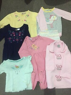 Bulk Clothes Baby Girl Size 1