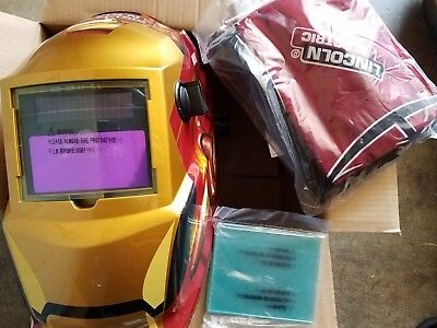Lincoln Electric Viking 700G Iron Man NEW CONDITION!