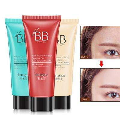 Women BB Cream Makeup Blemish Moisturizing Liquid Foundation Concealer Isolation