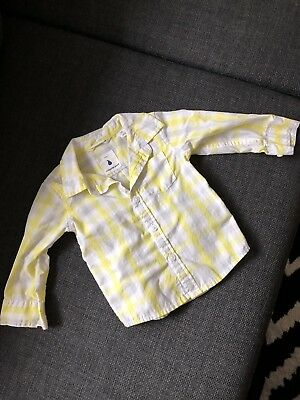Baby Country Road Shirt 00 3-6mth