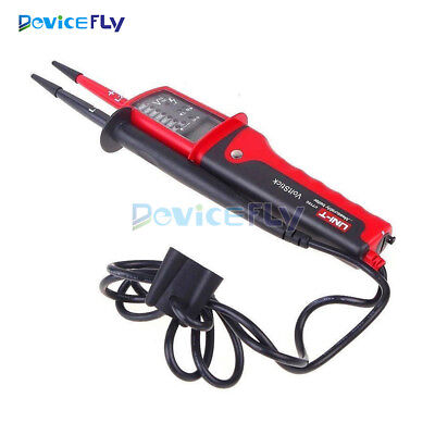 UNI-T UT15C Digital LCD AC/DC Voltage Electrical Tester Continuity Test Q0T3 New