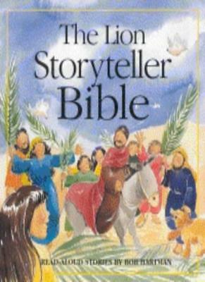 The Lion Storyteller Bible (Read-aloud) By Bob Hartman, Susie Poole