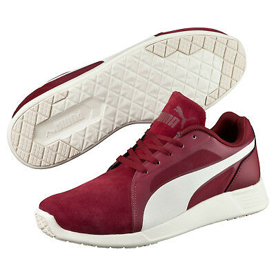 best loved afa05 00aaa Puma-St-Trainer-Evo-Suede-45-Burgundy-Mens.jpg